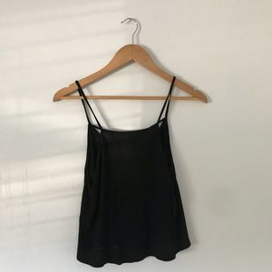 Forever 21 black tank top size S